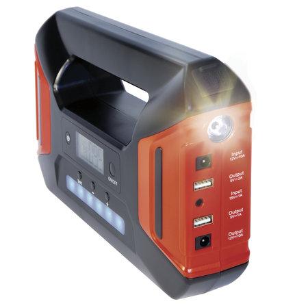 GYS Nomad Power 30 - Lithium Jumpstarter, Compressor en 12V voeding - Retour