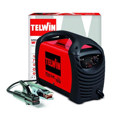 Telwin Force 125 MMA elektrode lasapparaat