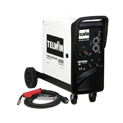Telwin Maxima 230 Synergic Microprocessor Gestuurde Lasser