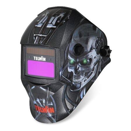 Telwin Stream Robot Automatische Lashelm MMA/MIG-MAG/TIG