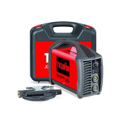 Telwin Tecnica 171/S MMA + TIG elektrode lasapparaat + Koffer