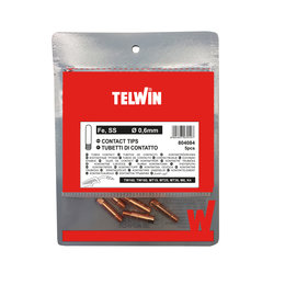 Telwin Lastips Al, Flux 0,8 mm - 5 stuks