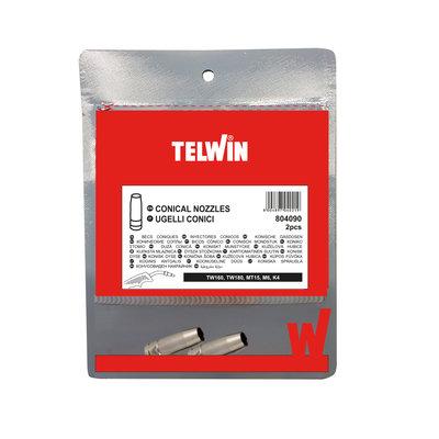 Telwin Conische Mondstukken/ Nozzles MIG-MAG - 2 stuks