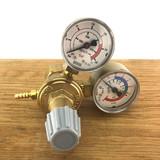 Telwin Drukregelaar/ Reduceerventiel met 2 manometers - 12 L/Min