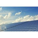 Laden met zonne-energie