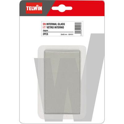 Telwin Beschermglas Binnen voor Lashelm Jaguar + Jaguar Cyborg