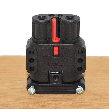 REMA Eurostekker FT80 - Vrouwelijk - 25mm²