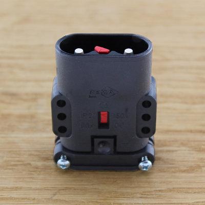 REMA Eurostekker FT80 - Mannelijk - 25mm²