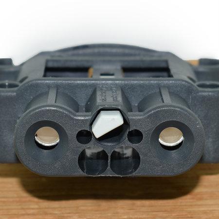 REMA Eurostekker 80A - Vrouwelijk - 25mm²