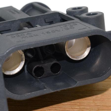 REMA Eurostekker Air voor zuurcirculatie 320A - Vrouwelijk - 70mm²