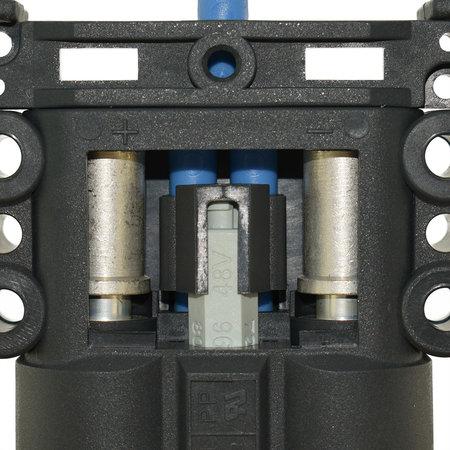 REMA Eurostekker Air voor zuurcirculatie 160A - Mannelijk - 50mm²