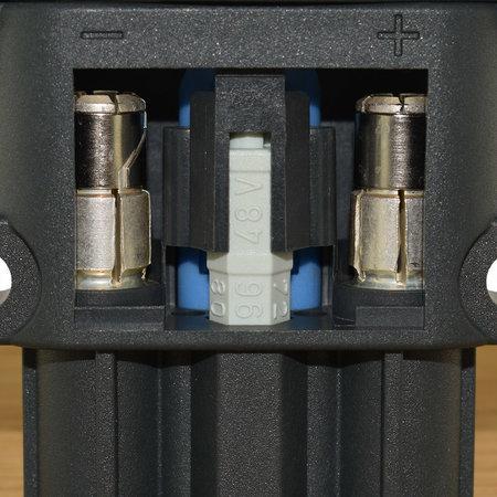 REMA Eurostekker voor zuurcirculatie 80A - Vrouwelijk - 16mm²