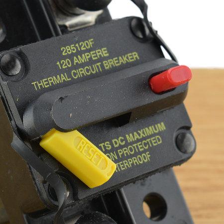 Blue Sea Systems 285-Serie Automatische Zekering/ Circuit Breaker - 120A