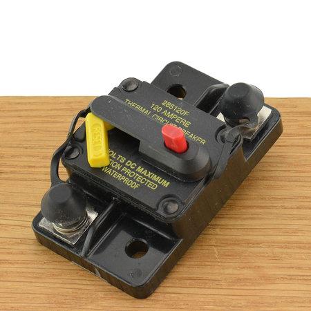 Blue Sea Systems 285-Serie Automatische Zekering/ Circuit Breaker - 70A