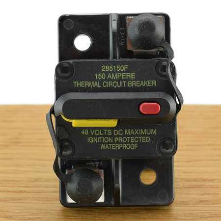Blue Sea Systems 285-Serie Automatische Zekering/ Circuit Breaker - 150A