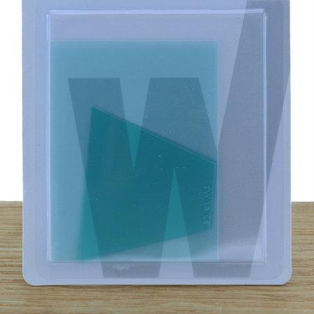 Telwin Beschermglas Binnen voor Lashelm T-View 180 - Set van drie