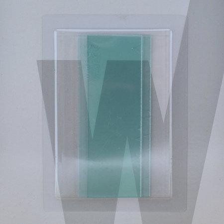 Telwin Beschermglas Binnen voor Lashelm Taurus - Set van twee