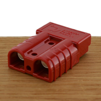 Anderson SB / S 50 connector rood - 16mm2