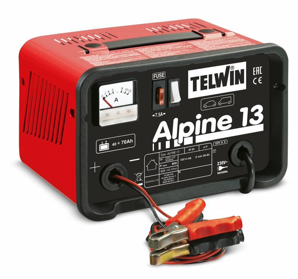 acculader Alpine 13