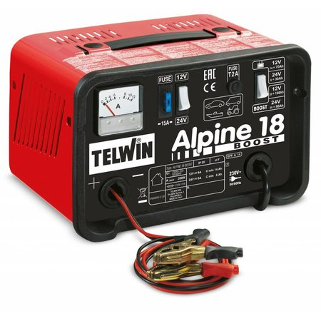 Telwin acculader Alpine 18 Boost