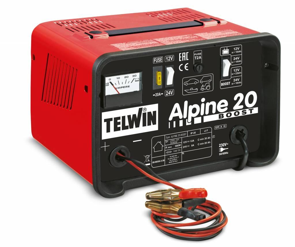 acculader Alpine 20 Boost