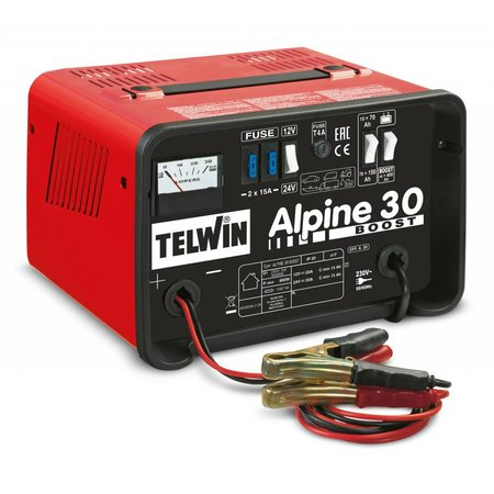 Telwin acculader Alpine 30 Boost