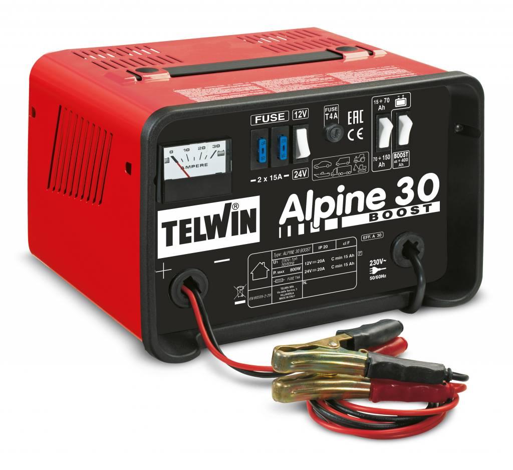 acculader Alpine 30 Boost
