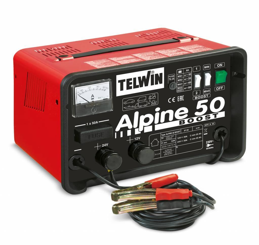 acculader Alpine 50 Boost
