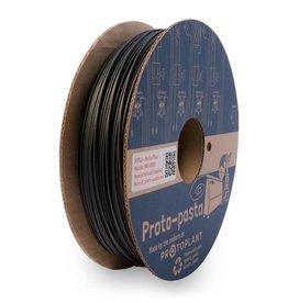 Proto-pasta 2,85 mm Matte Fiber HTPLA filamento, Nero
