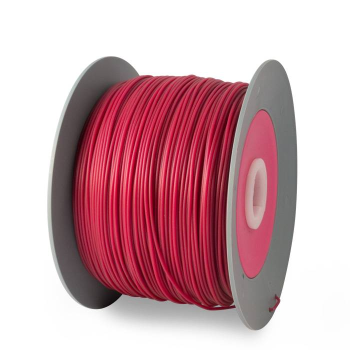 EUMAKERS 1.75 mm PLA filament, Iridescent Marsala