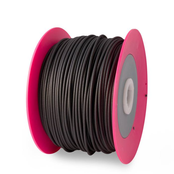 EUMAKERS 2.85 mm PLA filament, Glossy Black
