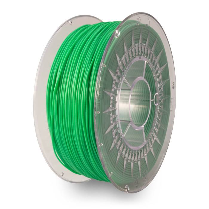 EUMAKERS 1.75 mm PLA filament, Hexachrome Green