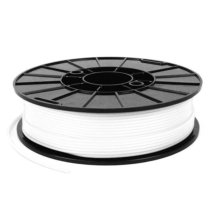 NinjaTek 1.75 mm Armadillo semi rigid filament, Snow White
