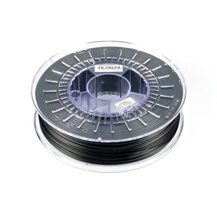 FiloAlfa 1.75 mm PC/ABS filament, Black