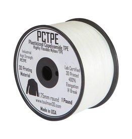 Taulman 3D 1.75 mm Nylon PCTPE flexible filament, Natural