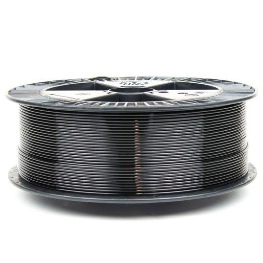 ColorFabb 1,75 mm PETG economy filamento, Nero - Bobina XL