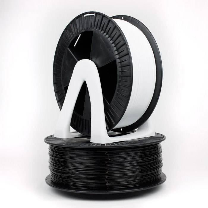 ColorFabb 1.75 mm PETG economy filament, White - Big Spool