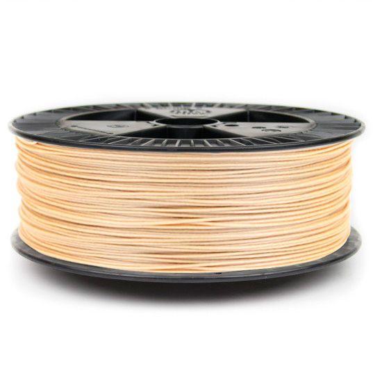 ColorFabb 1,75 mm PLA effetto legno, Woodfill fine - Bobina XL