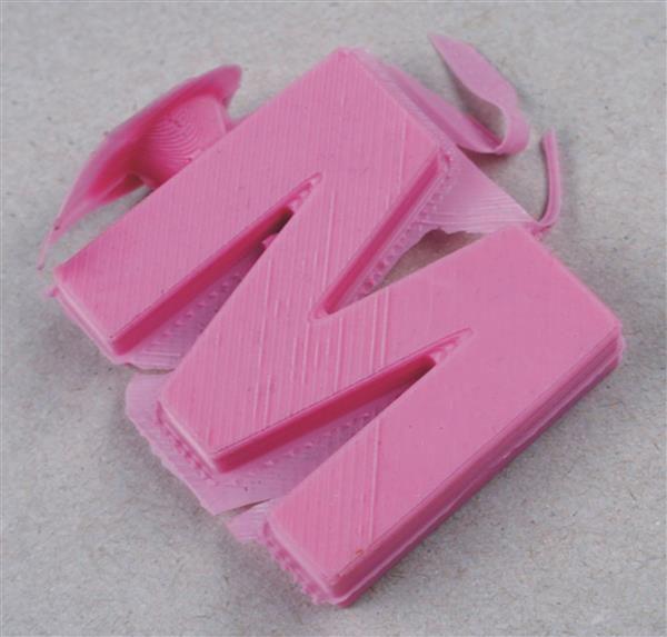 Lay Filaments 2,85 mm MoldLay filamento simile a cera, Blu - Bobina XL