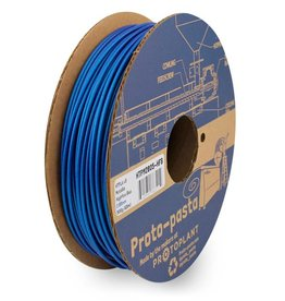 Proto-pasta 2.85 mm HTPLA filament, Metallic Highfive Blue