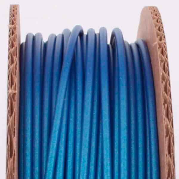 Proto-pasta 2,85 mm HTPLA filamento, Metallic Highfive Blue
