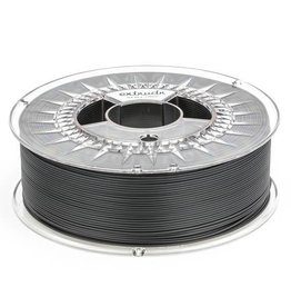 Extrudr 1.75 mm PLA NX2 filament Matt finish, Black