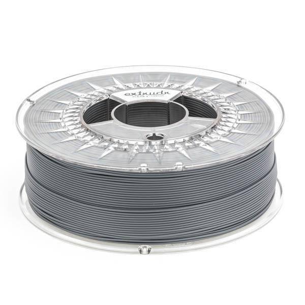Extrudr 1,75 mm PLA NX2 filamento finitura opaca, Antracite