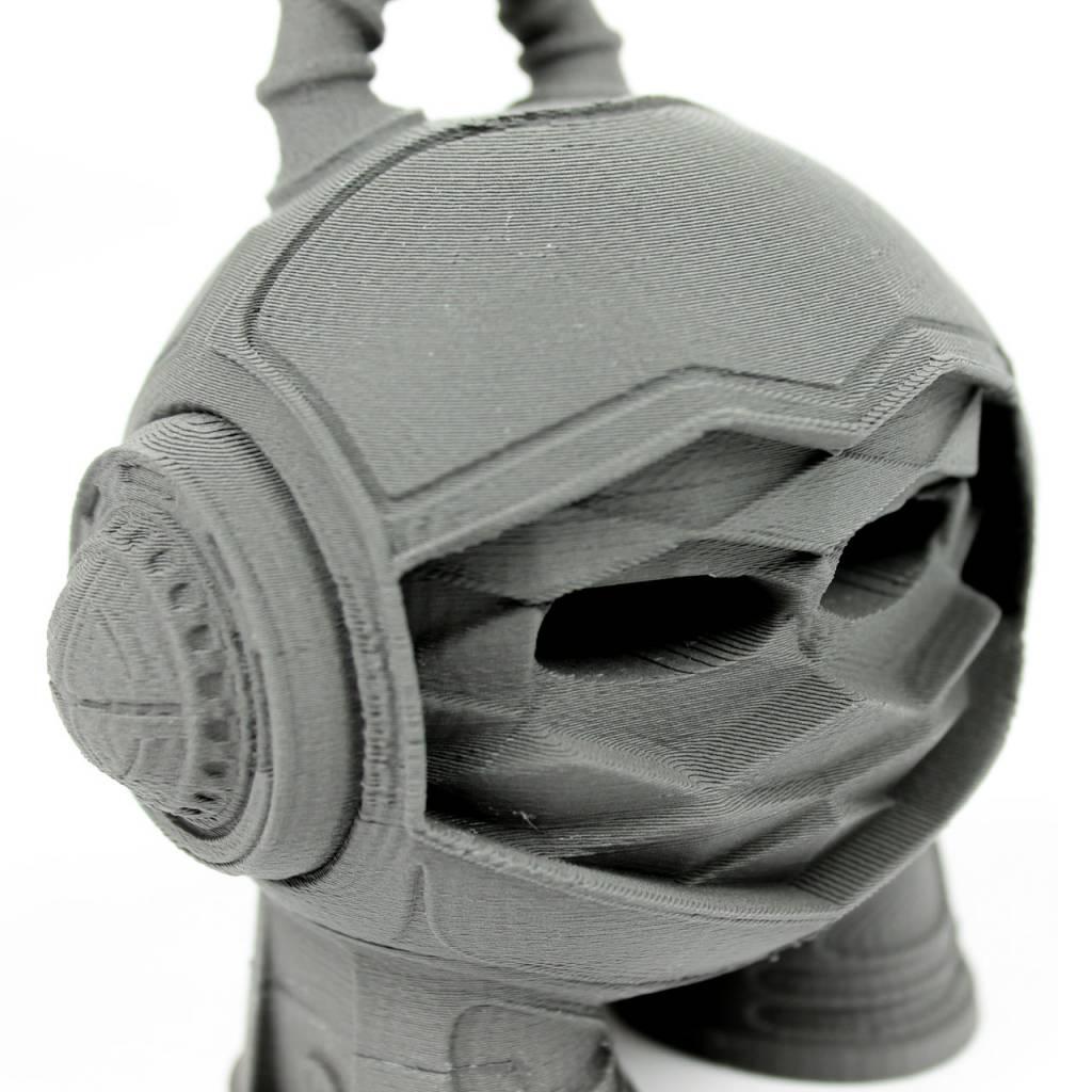 ColorFabb 2.85 mm PLA filament, Steelfill