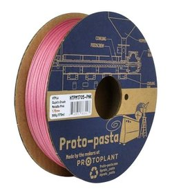 Proto-pasta 1,75 mm HTPLA filamento, Cupid's Crush Metallic Pink