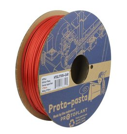 Proto-pasta 1.75 mm HTPLA filament, Candy Apple Metallic Red