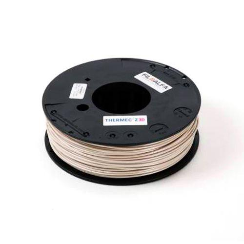 FiloAlfa 1.75 mm THERMEC™ ZED filament, Natural