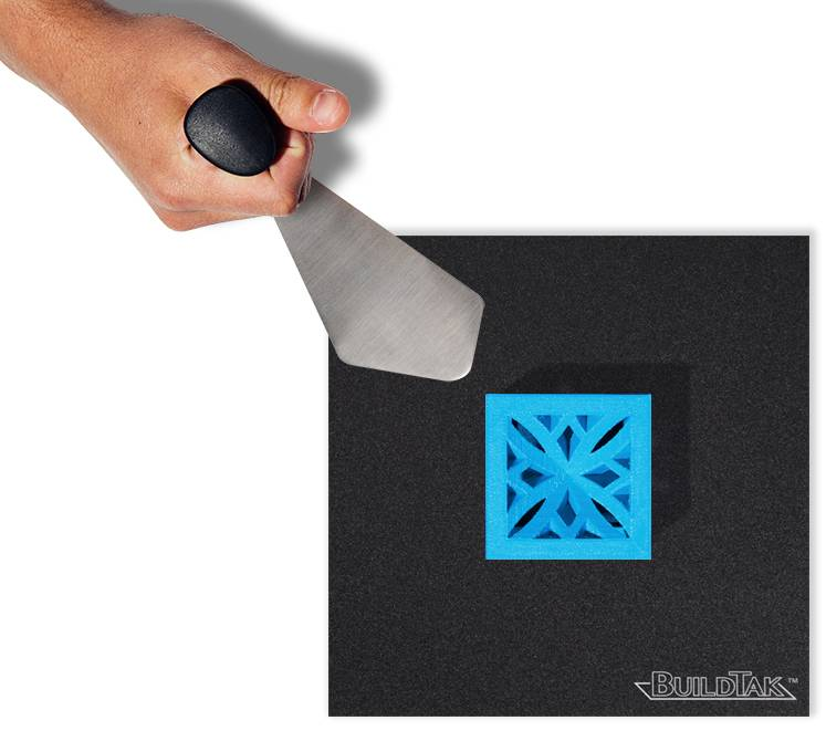 BuildTak Spatula - removal tool for 3D print