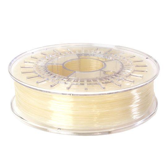 ColorFabb 1.75 mm nGen Flex flexible filament, Clear