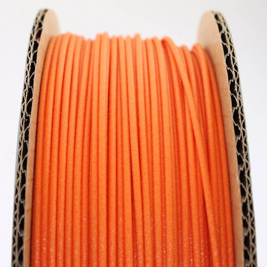 Proto-pasta 1,75 mm Matte Fiber HTPLA filamento, Arancione